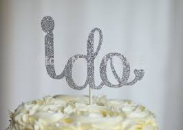 glitter cake topper cheap i do glitter cake topper cupcake toppers party toothpicks