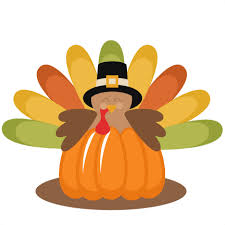 turkey in pumpkin svg cutting file thanksgiving svg cuts clip