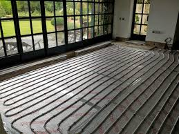 Underfloor Heating For Laminate Flooring Underfloor Heating Installation Instructions Underfloor Heating