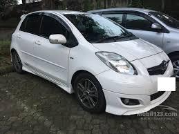 spesifikasi toyota yaris 2010 jual mobil toyota yaris 2010 trd sportivo 1 5 di banten automatic