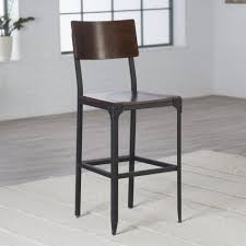 modern kitchen stool kitchen design fabulous leather bar stools black metal bar