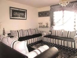 salon marocain canapé canape design amacnagement salon marocain decoration