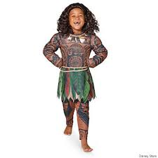 Angus Young Halloween Costume Moana Costume Disney Responds Internet Outrage Halloween