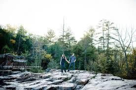 wedding photographers wi keven wausau wisconsin engagment at eau dells