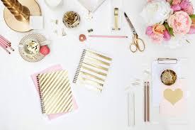 gold desk accessories target glam decor office designs gold and desks