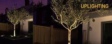 stylish led landscape tree lights led landscape lights dekor