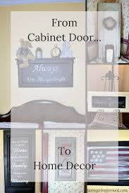 Home Decor Brochure From Cabinet Door To Home Decor Farm Reformed