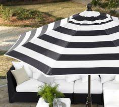 patio black and white striped patio umbrella home interior design