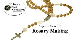 how to make a rosary how to make a beaded rosary