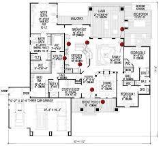 Large Kitchen House Plans 343 Best House Ideas Blueprints Images On Pinterest Dream