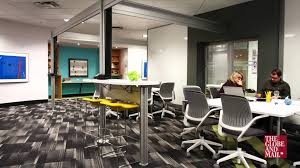 room decoration ideas hi tech workspace with stainless swivel bar