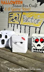 ideas for a halloween party games halloween fear factor game for kids u0026 craft idea