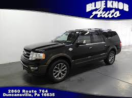 ford expedition el ford expedition king ranch el in pennsylvania for sale used