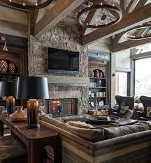 Rustic Interiors by Vikings View Cashmere Interior шале подборка Pinterest