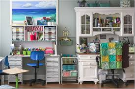 scrapbooking cabinets and workstations easy scrapbook room design and decorating come with cool study desk