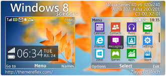 themes of java windows 8 screen theme for nokia asha 302 c3 00 x2 01 320 240