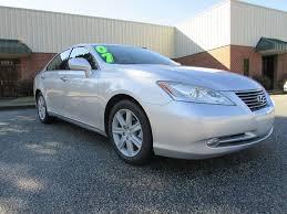 lexus 2007 es 350 2007 lexus es 350 in greensboro nc s auto sales
