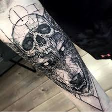 Forearm Wolf - 53 best wolf tattoos images on wolf design
