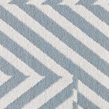 and white lines geometric rug