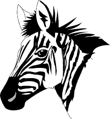 cartoon zebra clipart zebra animals clip art downloadclipart org