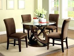 traditional round glass dining table 42 round glass dining table kgmcharters com