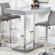 Glass Bar Table Bar Tables Breakfast Bar Table Furniture In Fashion