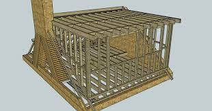 Dormer Loft Conversion Ideas A Typical Loft Conversion With A Box Dormer H Building