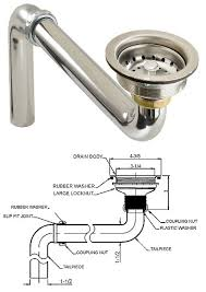 Just Manufacturing Kitchen Sink Accessories - Kitchen sink plumbing fittings