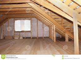 Attic In The House
