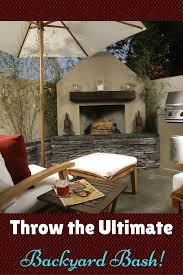 a beginner u0027s guide to throwing the ultimate backyard bash