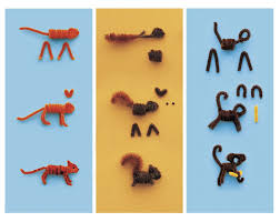 pipe cleaner pals explore craft and pipes