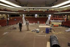 Wells Fargo Center Floor Plan Renovated Wells Fargo Center For The Arts Reopens Sfgate