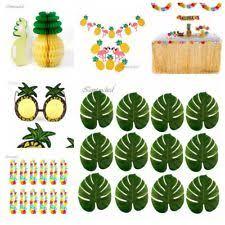 luau party luau party supplies lot ebay