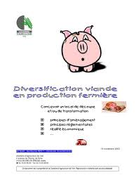chambre d agriculture ain diversification viande production fermière