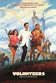 Volunteers 1985  IMDb