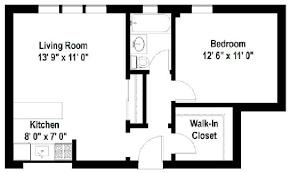 Floor Plans Chicago Floor Plans Of Beachwalk Apartments In Chicago Il