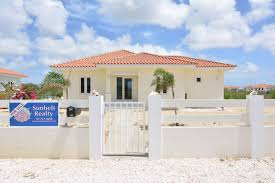 detached villa for sale on bonaire in quiet residential area