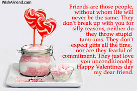 A Happy Valentine Will The by Valentines Day Messages For Friends