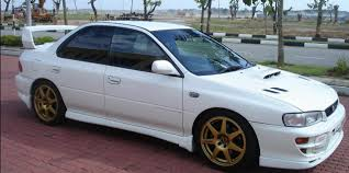 subaru hatchback custom subaru impreza view all subaru impreza at cardomain