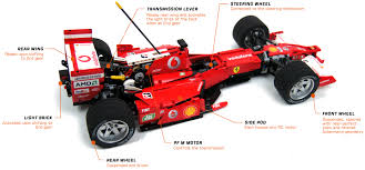 lego ferrari the decal work alone on this lego ferrari f1 car is amazing lego