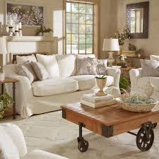 White Slipcovered Sofa by Homesullivan Sydney 1 Piece Off White Down Filled Slipcovered Sofa