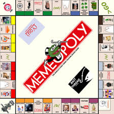Meme Board Game - steam workshop memeopoly the world s first meme trading board game