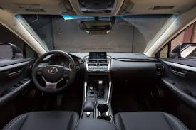 lexus nx awd button 2017 lexus nx 300h our review cars com