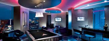 chambre las vegas kingpin suite palms casino resort