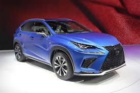 lexus nx review video lexus nx 2018 2019 u2013 serious restyled crossover cars news