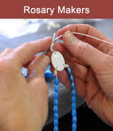rosary makers rosary makers st scholastica catholic church lecanto fl