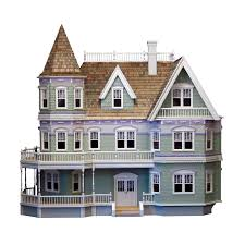 queen anne dollhouse kit u2013 real good toys