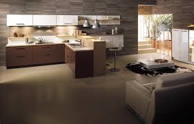 cuisine salon idee amenagement salon cuisine 13 images gallery of americaine click