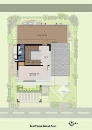 Gazebo Floor Plans Westend Greens Villas In Mokila Near Gachibowli Hyderabad