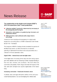 the relationship to the digital world shapes basf u0027s 2017 18